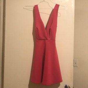 Pink original Nasty gal dress
